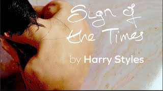 Harry STYLES   Sign Of The Times (Lyric Video)