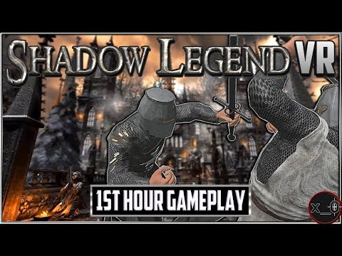 Shadow Legend - reviews and impressions - better than Skyrim