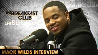 Mack Wilds Talks 'The Breaks', Working With Sanna Lathan in 'Shots Fired', New Music  More