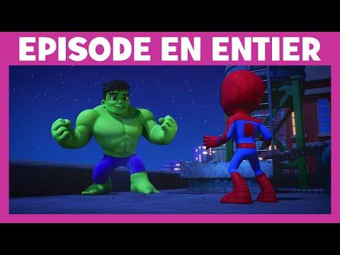 Spidey et ses amis extraordinaires - Episode : Hulk à la rescousse