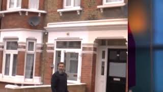 Britain First Confront Criminal ISIS Jihadist Hate preacher Anjem Choudary London.