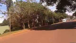 preview picture of video 'Avenida San Martin El Dorado Misiones'