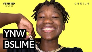 "YNW BSlime ""Freestyle LOL"" Official Lyrics & Meaning 