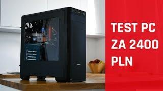Składamy komputer za 2400 PLN do gier – CS:GO, BF1, Wiedźmin 3 | TEST
