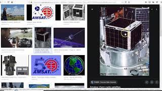 Learning Amateur Radio Satellites, Ham Satellite Info