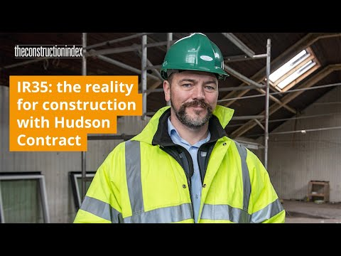 IR35: the reality for construction with Hudson Contract