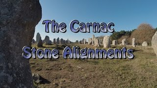 The Carnac Stone Alignments
