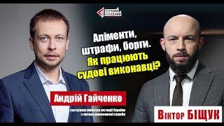 Андрій Гайченко. Про злісних неплатників аліментів і зарплати судових виконавців