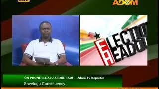 NDC Parliamentary Primaries - Adom TV (24-8-19)
