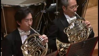 Michael Sanderling | NHK Symphony Orchestra | Bruckner Symphony No.4