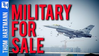 Trump Puts US Military For Sale...
