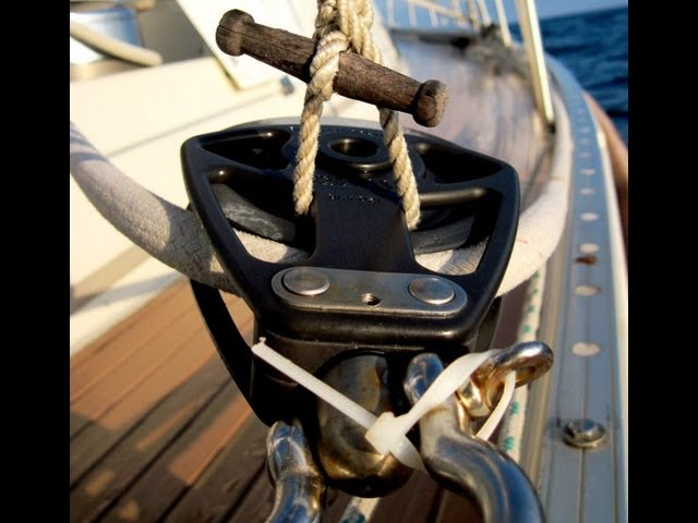 How to Make Sailing Shackles Stronger!