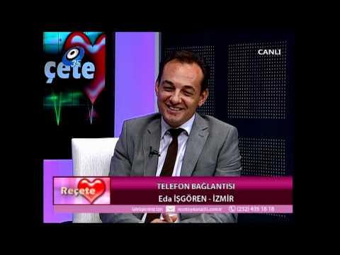 Kanal 35 Canlı Yayın 16.03.2012-Alerjik Hastalıklar 2. program 2. bölüm