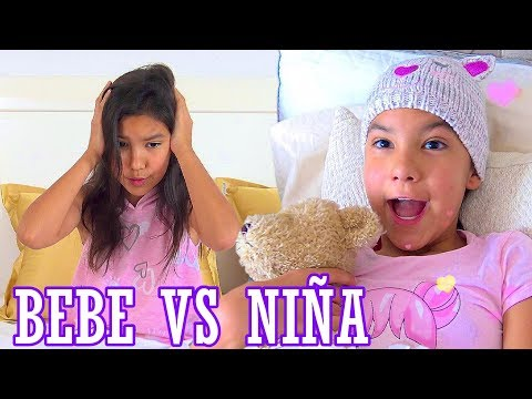 NiÑA VS BeBÉ | TV Ana Emilia