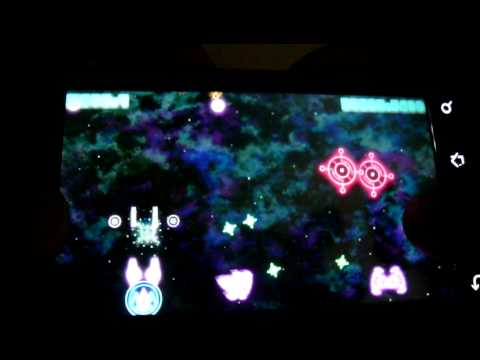 Video of Neon Wave - Space War Shooter