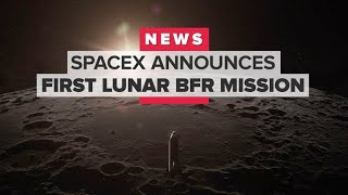 SpaceX is sending a Japanese billionaire on a trip to the moon