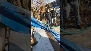 Запуск рыбы в Тетерев: 08.11.2018