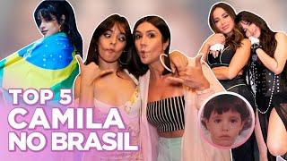 Camila Cabello No Brasil: Nosso Encontro, Anitta, Falando PortuguÊs, Detalhes Do Show...  Foquinha