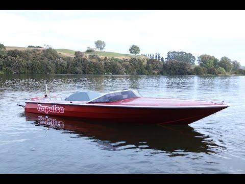 350 Chev Ski Boat