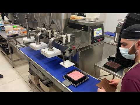 Πολυμηχανή Τούρτας Multicake 200