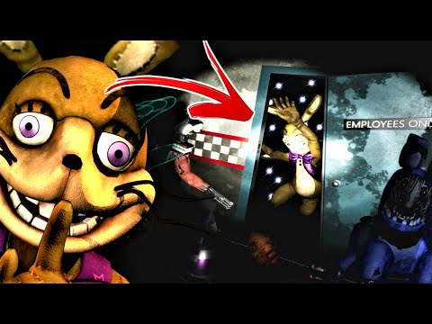 How do you do the flying hack thing? :: FIVE NIGHTS AT