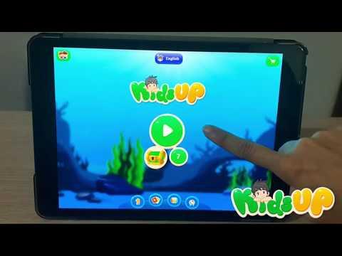 Hướng dẫn cách học cùng con Ứng dụng giáo dục sớm Kids UP- Montessore