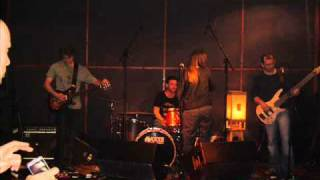 """Anouk- Time is a jailer cover  """"sound"""" school recording"""