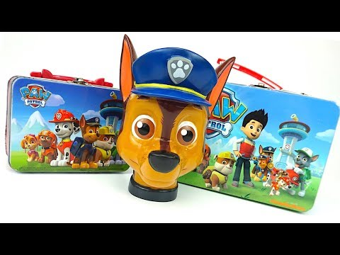 Щенячий патруль сюрпризы и игрушки для детей Игрушкин ТВ