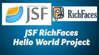 JSF RichFaces Hello World Project