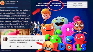 ANGERED WHY DON'T WE FANS ATTACKS UGLY DOLLS *MUST WATCH*