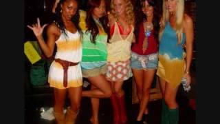 The beach girl5-  I like (with lyrics)