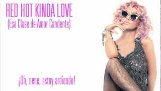 Christina Aguilera - Red Hot Kinda Love (Subtitulos en Español)