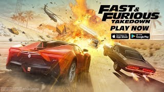 Fast & Furious Takedown - Trailer - Play Now