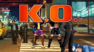 KOF98 All Characters Death Combo