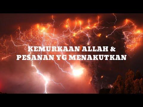 Kemurkaan Allah dan Pesanan yang Mengerikan