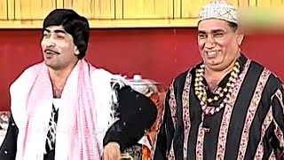 Best Of Agha Majid and Sajab Abbas New Pakistani Stage Drama Full Comedy Clip   Pk Mast