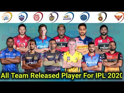 Fair Play Award 2020 Ipl.Ipl 2020 List Of All Release Players For Ipl 2020