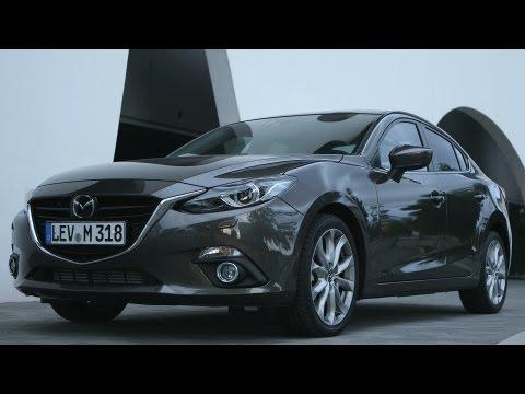 2014 Mazda 3 Sedan DESIGN