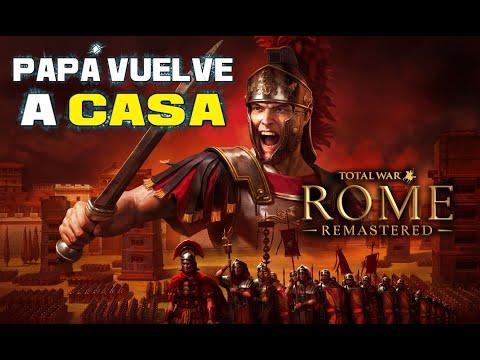 Trailer de Total War: ROME Remastered