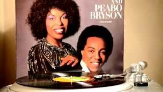 ROBERTA FLACK & PEABO BRYSON - Back Together Again.