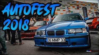 AUTOFEST 2018 Ankara, MMPower Yine Ortalığı Karıştırdı (E30 M3, F82 M4 E30 350i C63 AMG Edition One)