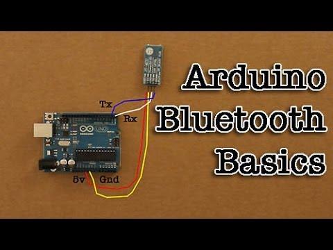 Arduino Bluetooth Basics