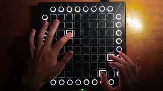 【Launchpad 钢琴】天气之子《晴れゆく空 》(天已放晴,寻你不见)//Launchpad Performance