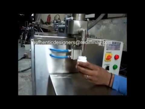 Semi Automatic Piston Filler Machine