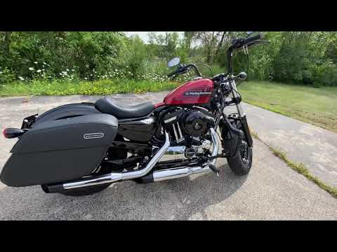 2019 Harley-Davidson Forty-Eight® Special in Muskego, Wisconsin - Video 1