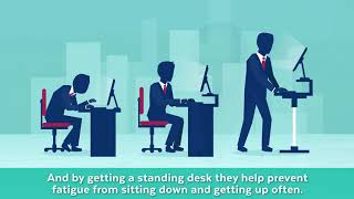 AskDHR • Are Standing Desks Good for You?