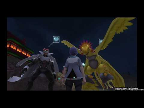 Digimon World Next Order PS4 Part 34 - Himari's Angewomon is