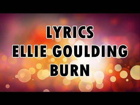 Ellie Goulding Burn Lyrics