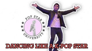 How To Be a K-pop star - Pop Star University with Andy Trieu