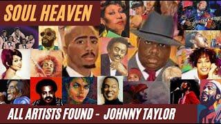Soul Heaven - Johnnie Taylor (video compilation)
